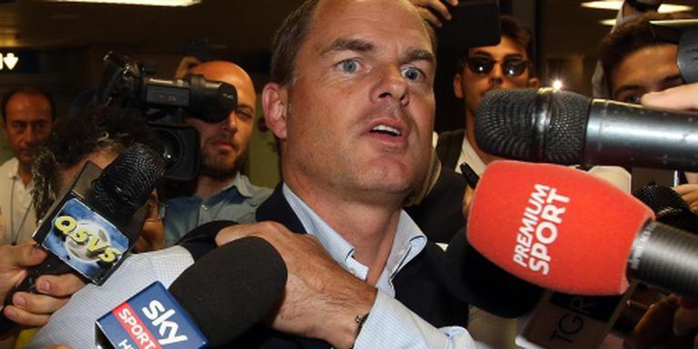 Inter bevestigt komst De Boer naar Inter