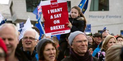 Labour steunt alleen 'perfecte' brexit
