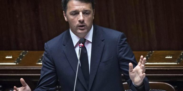 Renzi: sluiten Brennerpas schaamteloos