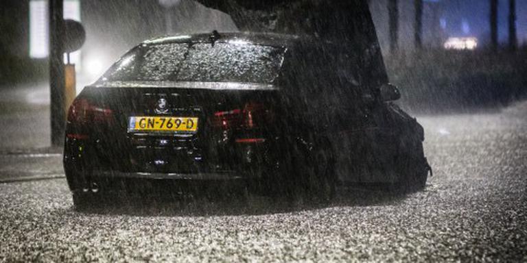 Miljoenenschade door extreem grote hagel