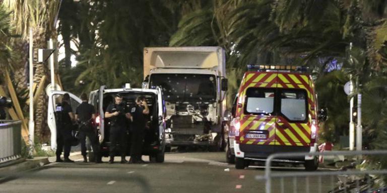Aanslagpleger in Nice is gedood