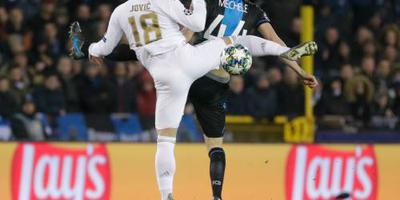 Brugge en Olympiakos naar Europa League