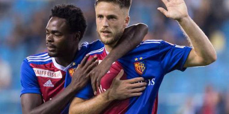 FC Basel wint in wisselvallig duel