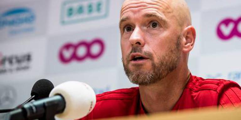 Ajax wil dichter bij Champions League komen
