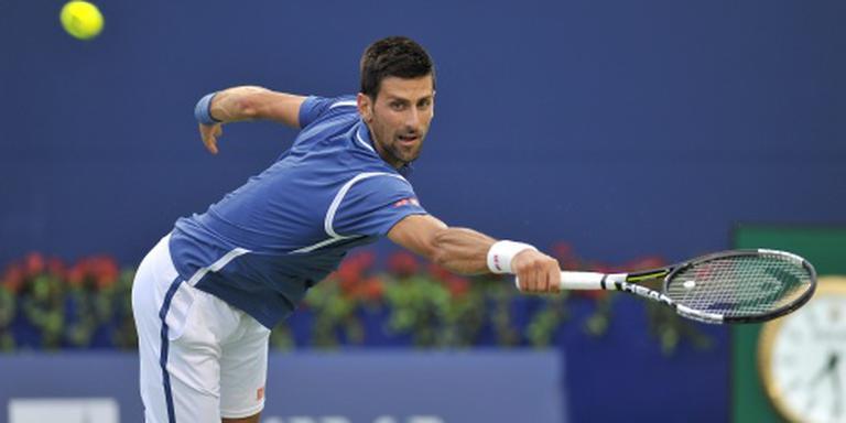 Djokovic treft Nishikori in finale Rogers Cup