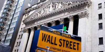 Kleine uitslagen bij opening Wall Street