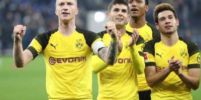 Dortmund zonder heel wat sterren naar Monaco