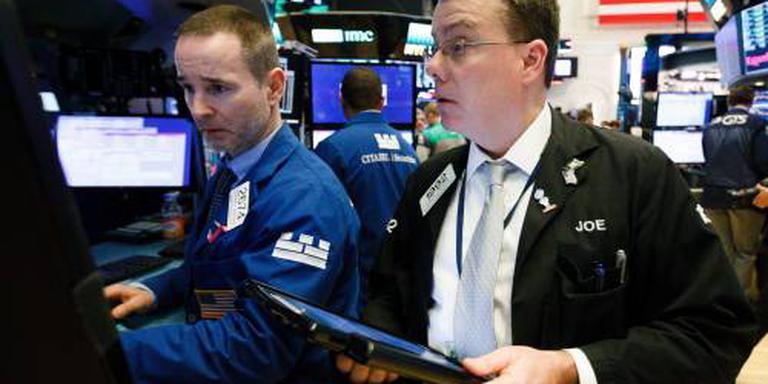 Wall Street opent met winst