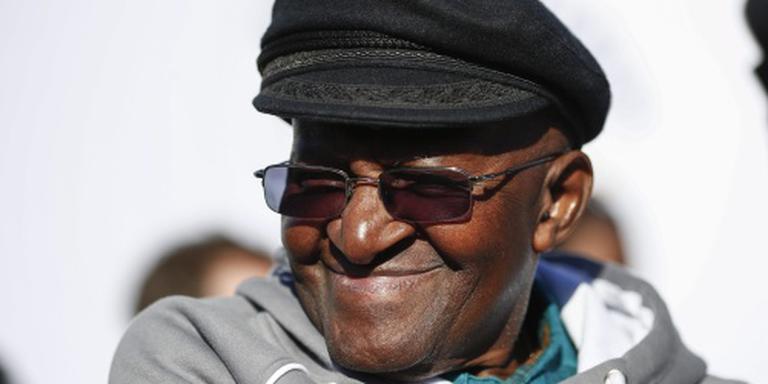 Desmond Tutu in ziekenhuis opgenomen