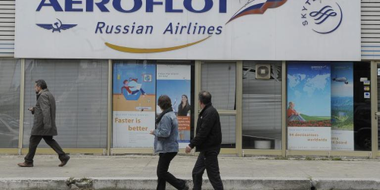 Aeroflot verkoopt geen tickets voor Turkije