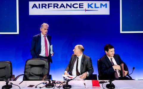 Commentaar: Op naar een lat-relatie tussen Air France en KLM