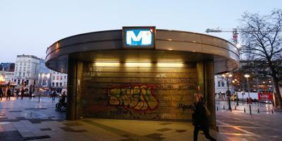 CNN: vier explosies op metrostations