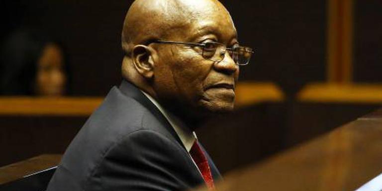 Corruptiezaak Jacob Zuma weer verdaagd