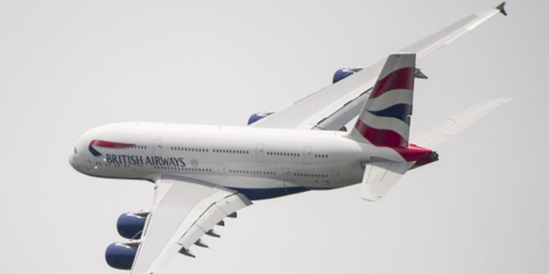 Winstalarm moederbedrijf British Airways