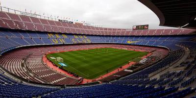Barcelona gaat stadion vernieuwen