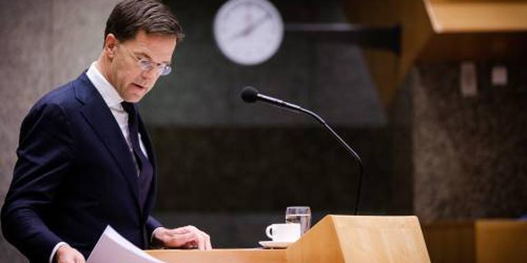 PVV komt met motie van wantrouwen tegen Rutte