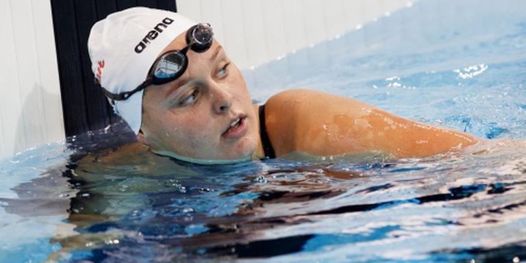 Zwemploeg start zonder Van Rouwendaal