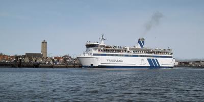 Eilandganger wacht veerbootstakingen