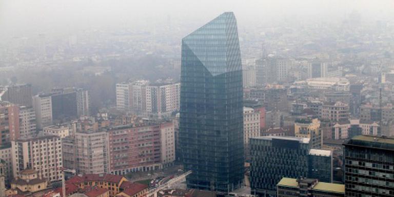 Smog legt verkeer in Italiaanse steden lam
