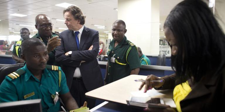 Koenders sluit EU-migratiedeal met Mali