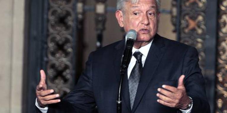 Mexicaanse president zonder bewapende garde