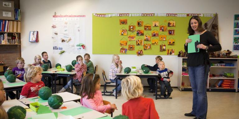 Steeds minder kinderen op Friese basisscholen