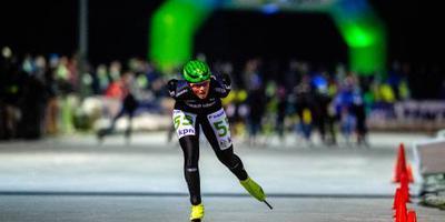 Marathonrijdster Meijer wint in Haaksbergen