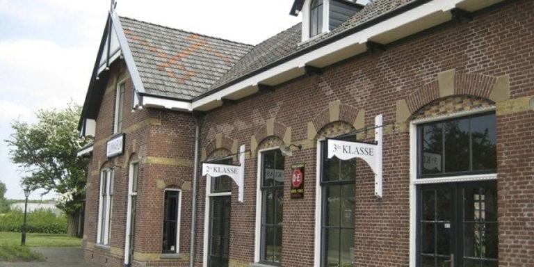 Station Tzummarum wordt woning