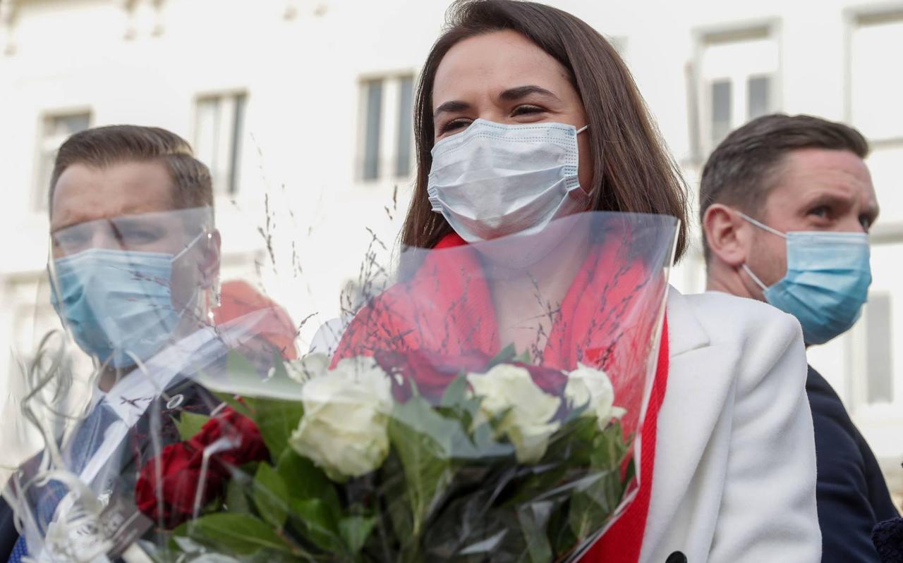 Aanklacht voor extremisme tegen oppositie Wit-Rusland
