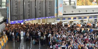 Luchthaven Frankfurt voorziet verdere groei