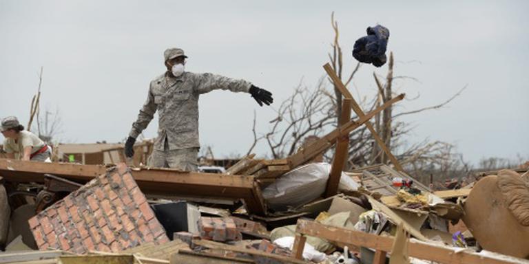 Zuidoosten VS getroffen door serie tornado's