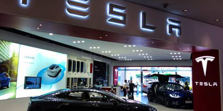 'Matige beursgang Chinese tegenhanger Tesla'