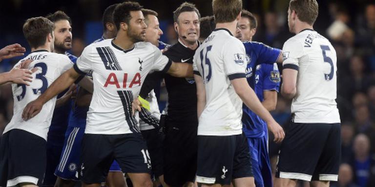Enorme boetes voor Chelsea en Spurs