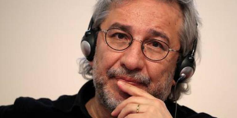 Turkse journalist Dündar hekelt heksenjacht