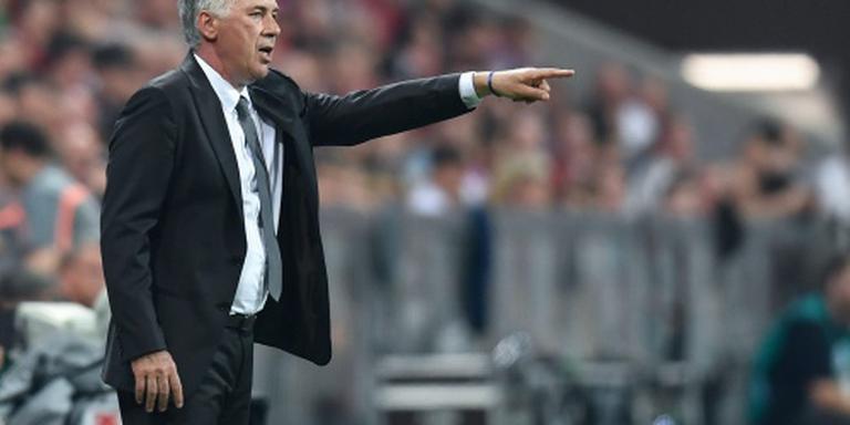 Ancelotti gelukkig na goede start Bayern