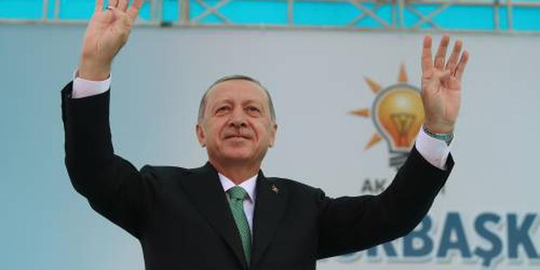 Erdogan dreigt VS met breuk bondgenootschap