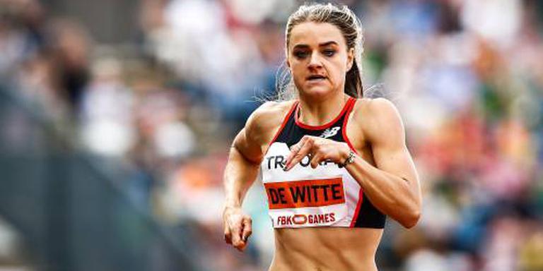 De Witte verrast met brons op 400 meter