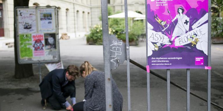 Zwitsers wijzen basisinkomen af