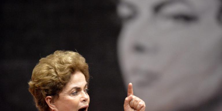 Rousseff verweert zich tegen afzetting