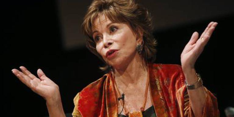 Succes voor nieuw boek Isabel Allende