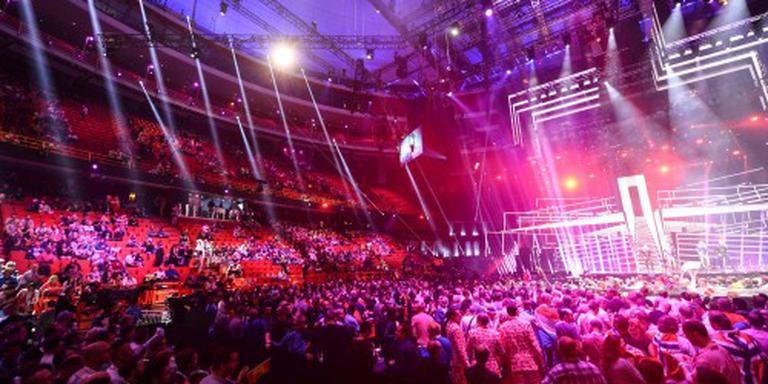 'Globe Arena veiligste plek in Europa'