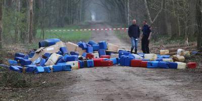 Forse stijging aantal drugsdumpingen