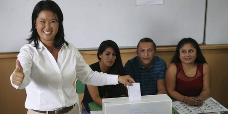 Presidentsverkiezing Peru niet beslist