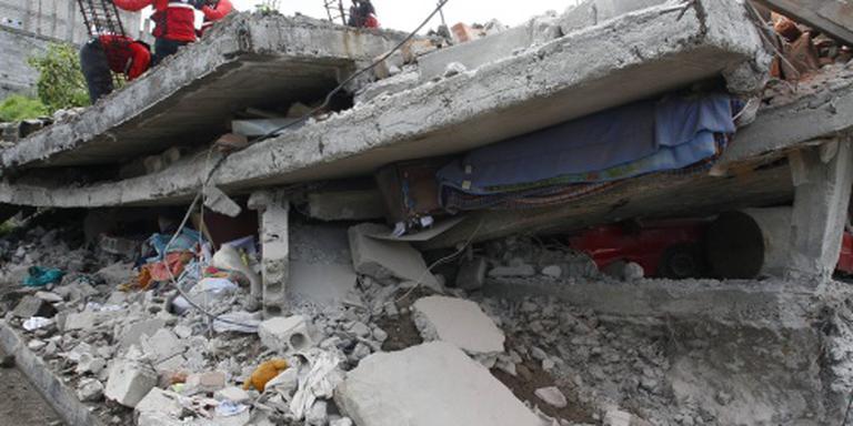 Uitbraak gevangenen na aardbeving Ecuador