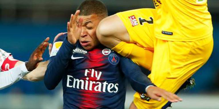 PSG wint ook van Amiens