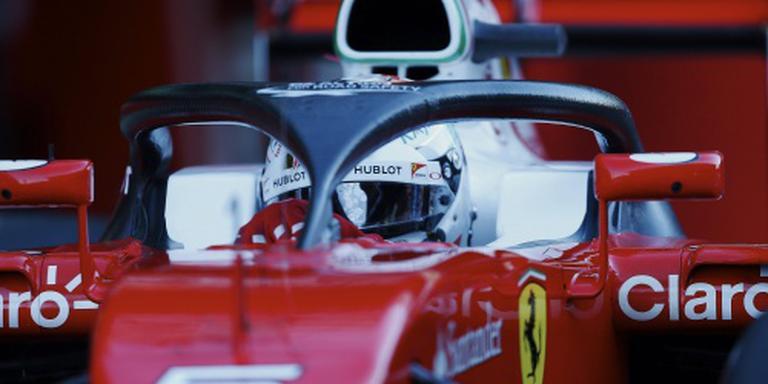 Geen cockpitbescherming Formule 1 in 2017