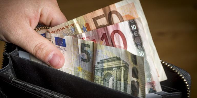 Ook euro flink omlaag