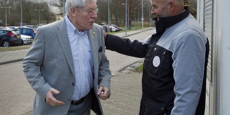 Ajax-coryfee Ton Pronk overleden