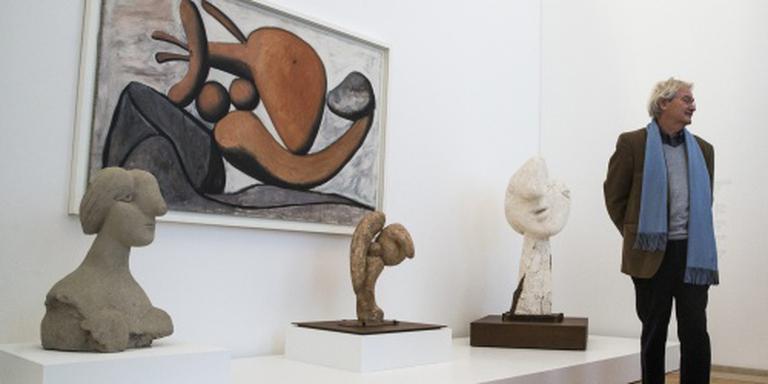 Beelden en keramiek Picasso naar Nederland