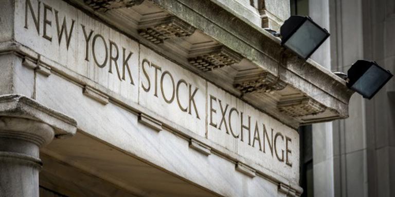 'Wall Street voorzichtig door bankenonrust'